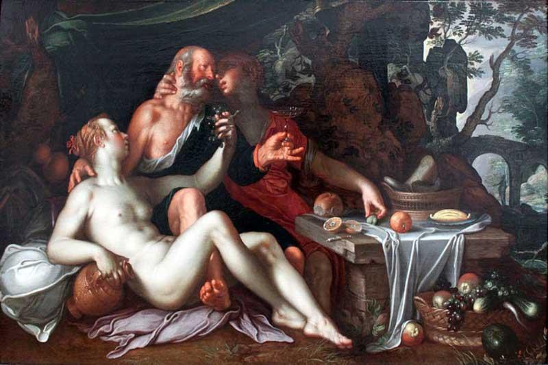 Joachim Wtewael (Netherlands 1566-1638)