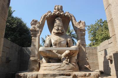 Narasimha India Deities