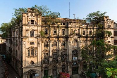Oriental Assurance Building Heritage calcutta kolkata