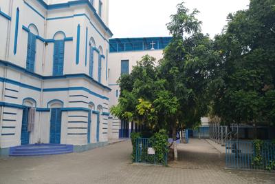 St James School Heritage calcutta