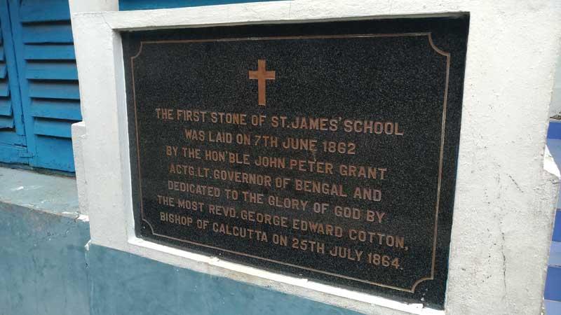 St James School