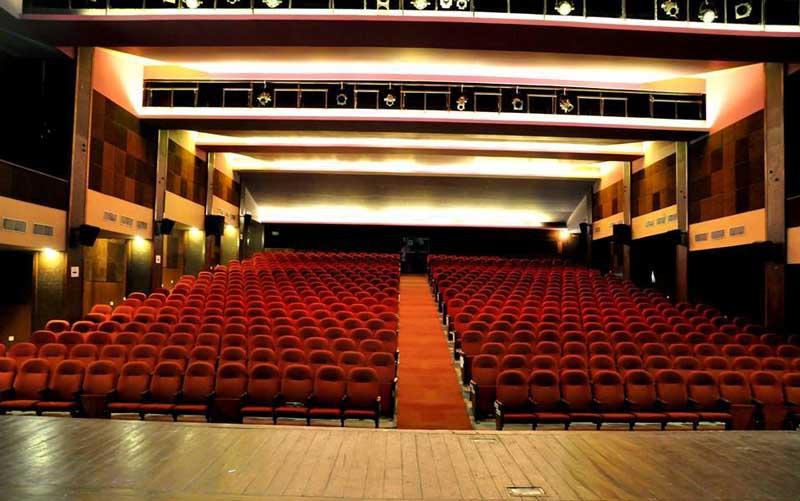 University Institute Hall