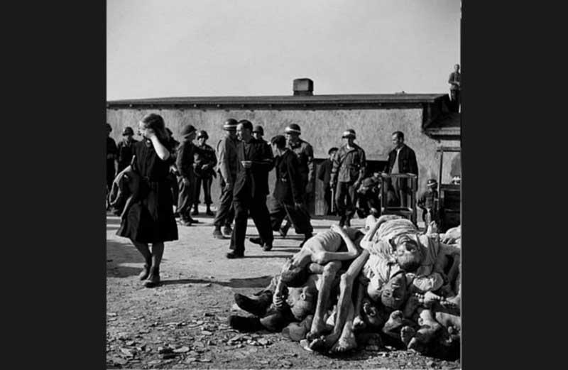 Buchenwald after its liberation