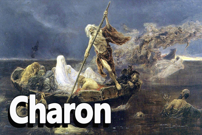 Charon Greece Deities