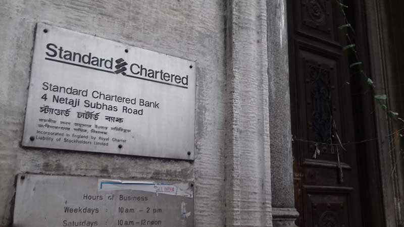 chartered bank building