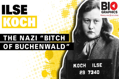 Ilse Koch Deadly Dames