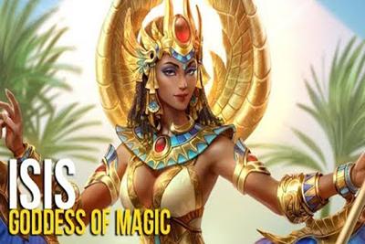 Isis Egypt Strange Deities