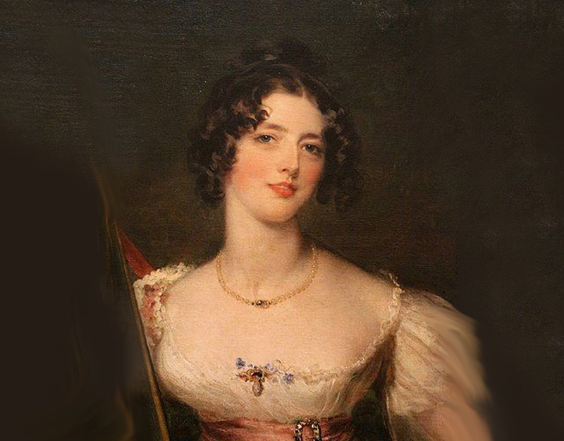 Lady Elizabeth, the Marchioness of Conyngham