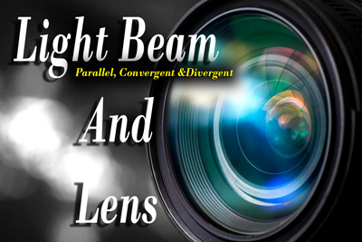 Light Beam Lenses