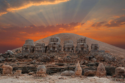 Mount Nemrut Turkey Heritage