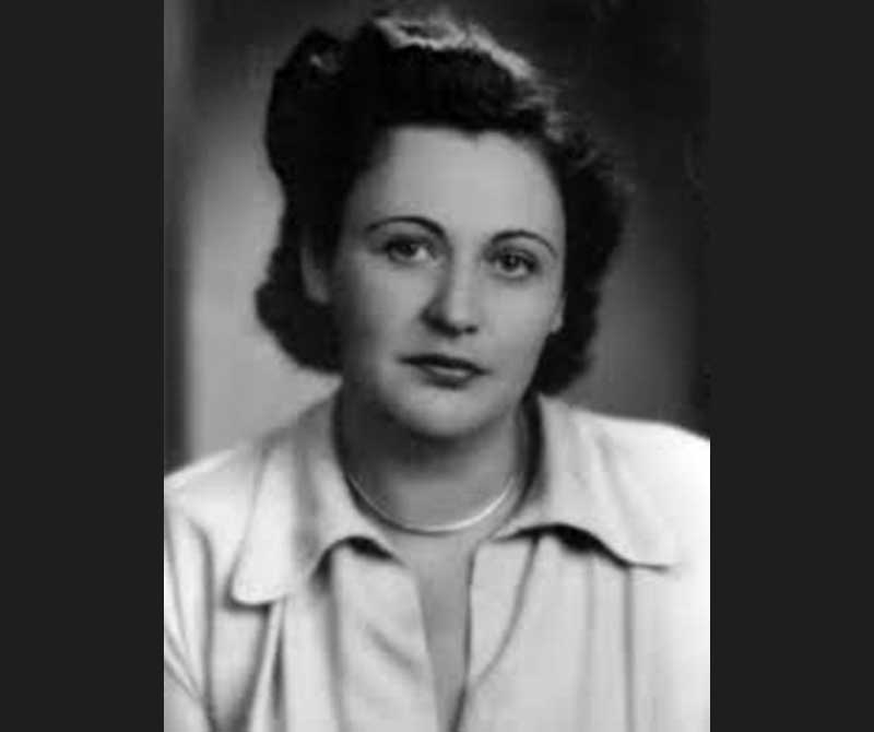 Nancy Wake in 1949