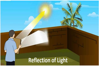 Reflection Light Physics