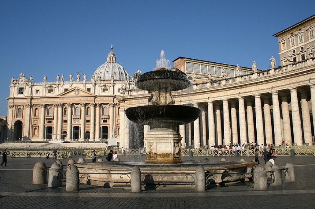 St Peter Basilica Vatican City Rome Churches