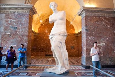 Venus de Milo Sculptures