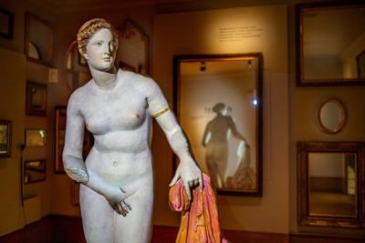 Aphrodite Knidos Sculptures