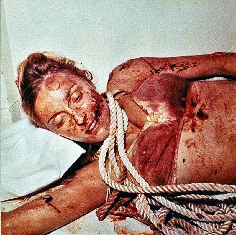 charles manson victima
