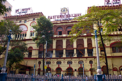 Head Quarter Eastern Railway Heritage Buildings