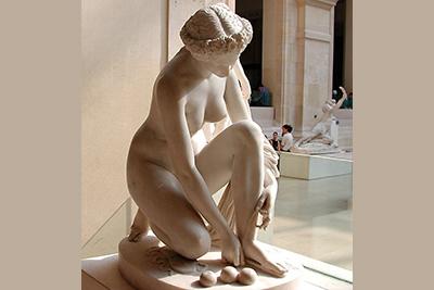 La Toilette dAtalante Sculptures