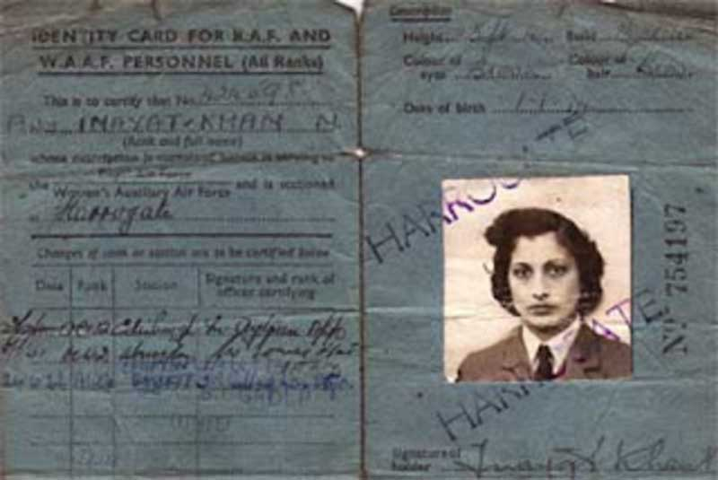 Noor Inayat Khan