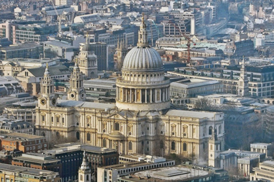 St Paul Cathedral London Churches