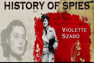 Violette Szabo Female Spies