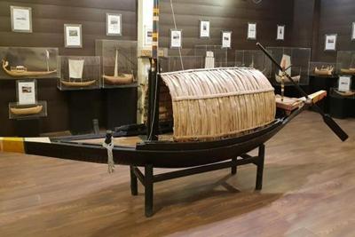 Boat Museum Calcutta