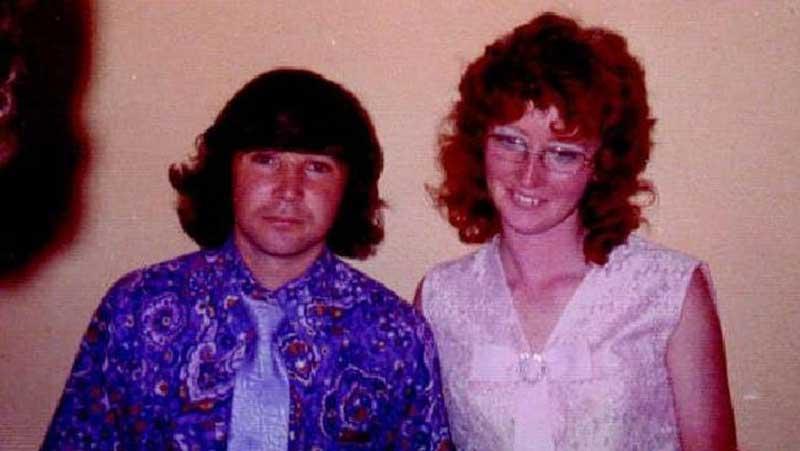Katherine Knight and David Kellett