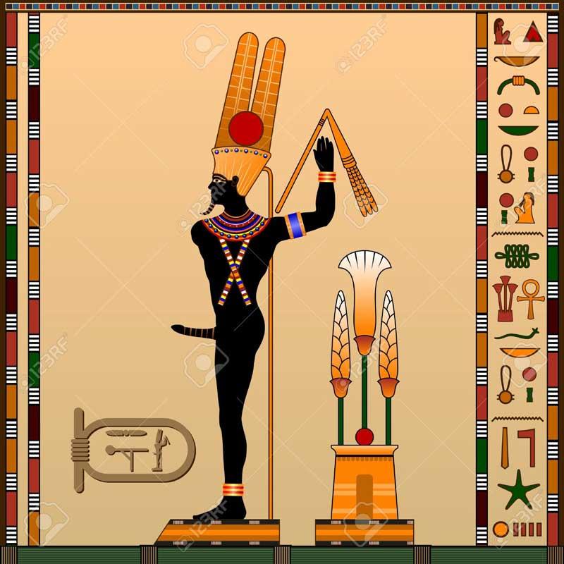 min of egypt
