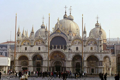 Saint Marks Basilica Venice Italy Churches