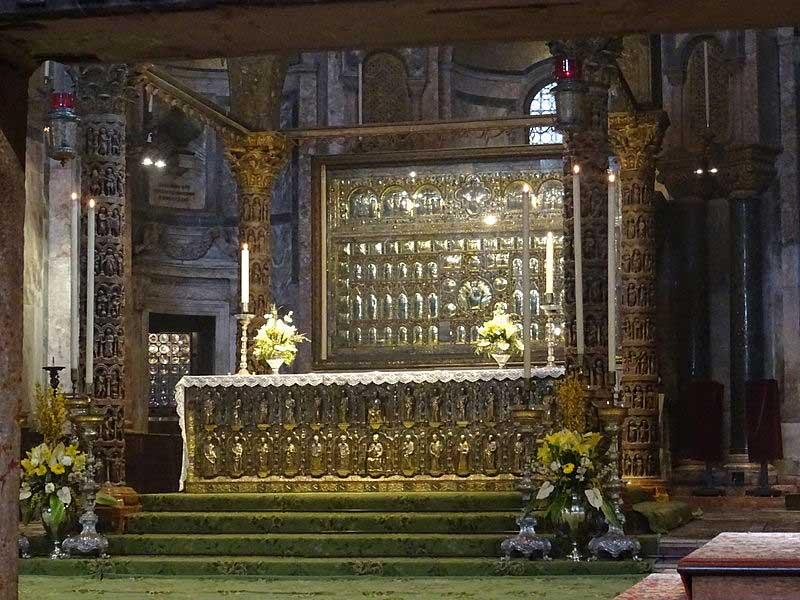 Saint Marks Basilica Venice Italy