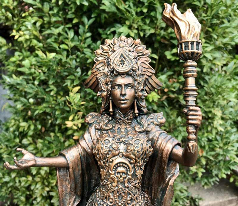 Hecate of Greece