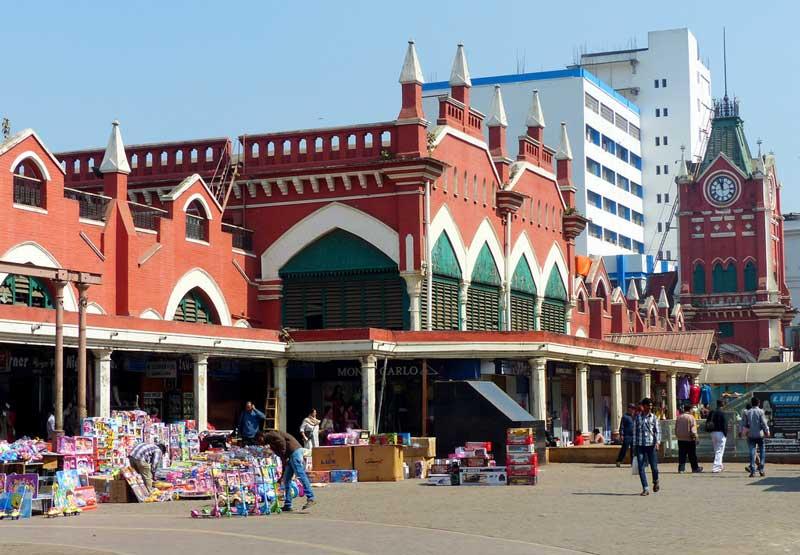 hogg market kolkata