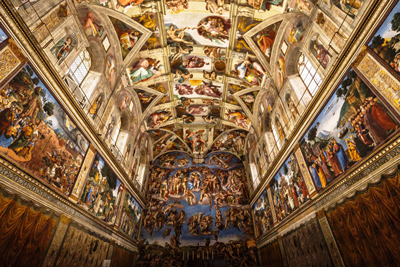 Sistine Chapel Vatican City Churches