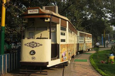 Tram Museum Calcutta