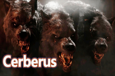 Cerberus Mythical Monsters