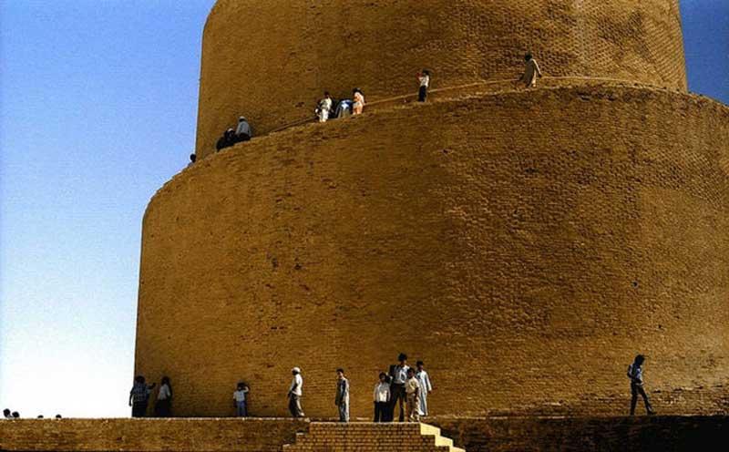 Spiral Minaret Iraq