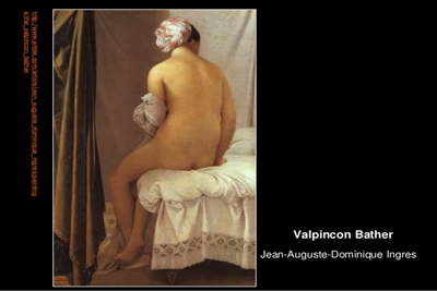 The Valpicon Bather Paintings