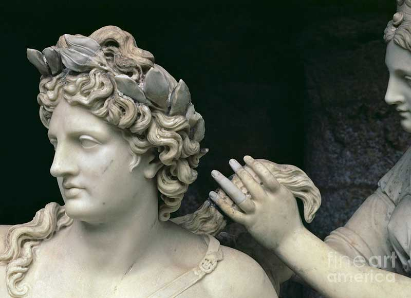 Apollo Served by the Nymphs