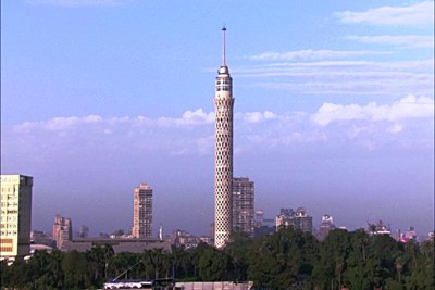 Cairo Tower Egypt Historical