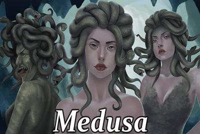 Medusa Mythical Monsters