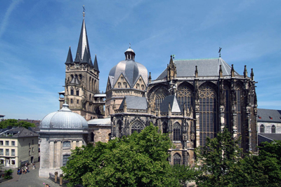 Aachen Cathedral Germany Churches
