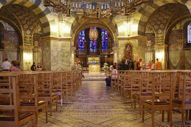 aachen cathedral germany
