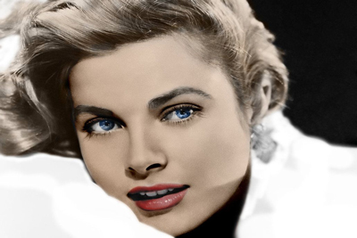 Grace Kelly Silver Screen