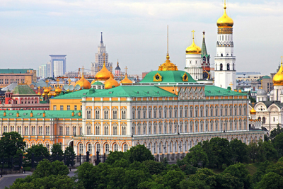 Great Kremlin Palace Moscow Russia - Priceless Palaces