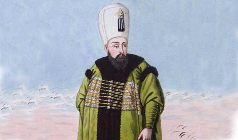 Ibrahim, the mad Sultan