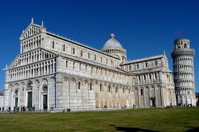Pisa Cathedral Pisa Italy Churches