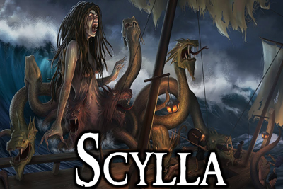 Scylla Mythical Monsters