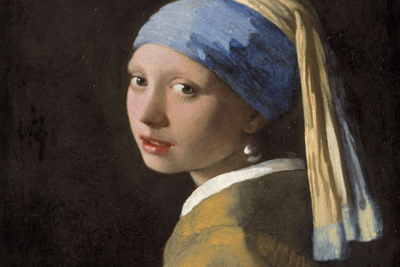 Girl Pearl Earring Paintings