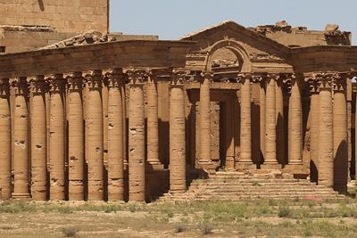 Hatra Iraq Heritage