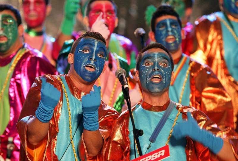 carnival of santa cruz de tenerife canary islands